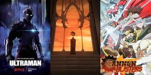Netflix Announces New Anime Series 'Ultraman'!