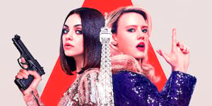 'The Spy Who Dumped Me' New Poster Makes You Want To Bring Your Besties to Theaters on August 1