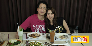 Interview with the Hungry: Joshua Garcia and Julia Barretto on their worst habits, funniest fan encounter and more!