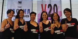 New Voice Company V20 Stages English and Filipino Production of 'The Vagina Monologues'!