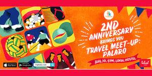 Tripkada Travel Meet-up Palaro