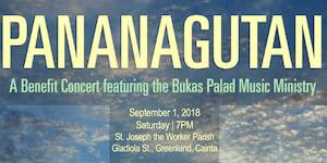 Pananagutan A Benefit Concert Featuring the Bukas Palad Music Ministry