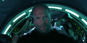 It's Jason Statham Vs. The Meg in Epic Monster Shark Thriller