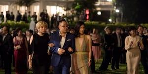 Nico Santos, Filipino Actor in Crazy Rich Asians Greets Pinoys