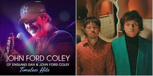 John Ford Coley and IV of Spades at the Shangri-La Plaza this August
