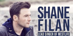 Shane Filan Live in Concert