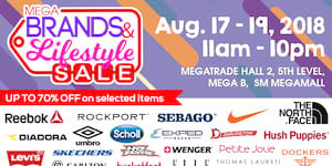 Mega Brands & Lifestyle Sale