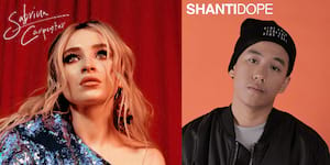 Sabrina Carpenter Teams Up with Shanti Dope in Almost Love