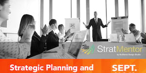 Strategic Planning and Measurement Bootcamp