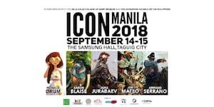 ICON Manila 2018
