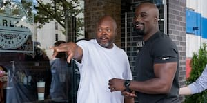 Exclusive Interview: 'Marvel's Luke Cage' Creator Talks Season 2 with Mike Colter and Mustafa Shakir