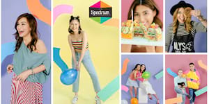 Spectrum Manila Birthday Fair