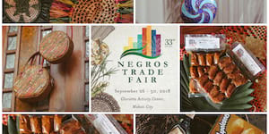 33rd Negros Trade Fair: Sugar, Spice, & Everything Nice