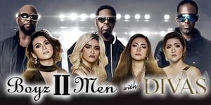 Boyz II Men with Divas: Back to Back Live in Concert