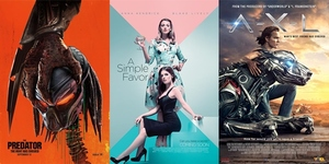 New Movies This Week: The Predator, A Simple Favor and more!