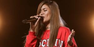Filipina Singer Maria Laroco Impresses The X Factor UK Judges, Gets standing Ovation