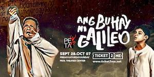 PETA's Ang Buhay Ni Galileo Returns!