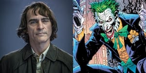 Check Out the First Photo of Joaquin Phoenix as the Joker!