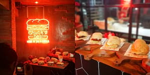 Now Open: Chuck's Deli in Poblacion