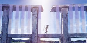 Japanese Anime Film 'Maquia: When the Promised Flower Blooms' Opens in Cinemas Today