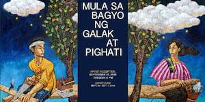 Mula sa Bagyo ng Galak at Pighati by John Paul Antido