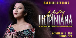 Madly Filipiniana: A Revelry of Philippine Classic Music