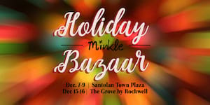 Holiday Minkle Bazaar