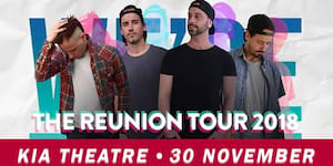 The Moffatts is Coming To Manila for Their Reunion Tour!