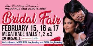 The Wedding Library's Bridal Fair 2019