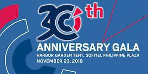 La Soirée- 30th Anniversary Gala