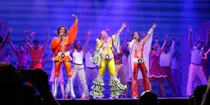 WATCH: West End's 'Mamma Mia!' in Manila Performing 'Dancing Queen' and 'Mamma Mia'