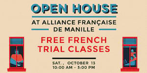 Do You Want Free French Classes?