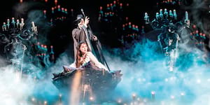 Andrew Lloyd Webber's The Phantom of The Opera Returns to Manila