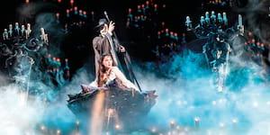 Andrew Lloyd Webber's The Phantom of The Opera Returns to Manila