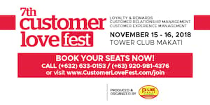 7th Customer Experience Management Conference (Customer Lovefest)