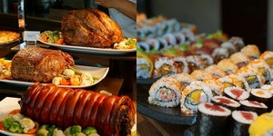 8 Places Serving Unique Sushi Rolls in Metro Manila