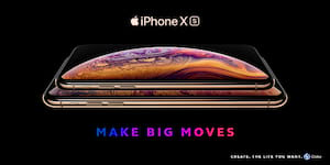 iPhone Xs and iPhone Xs Max arrive at Globe Telecom on October 26