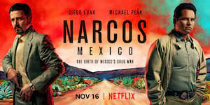 WATCH: Official Trailer for 'Narcos: Mexico' will Blow You Away