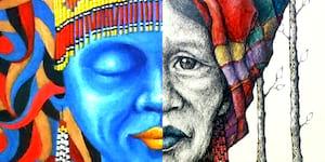 Don Santana: Tinta, Pintura, at Kultura