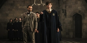 Catch 'Fantastic Beasts: The Crimes of Grindelwald' in Cinemas Today!