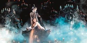 Meet the Principal Cast for the Asian Tour of 'The Phantom of the Opera'