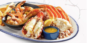 Now Open in Manila: Popular American Seafood Restaurant 'Red Lobster' Opens in S Maison