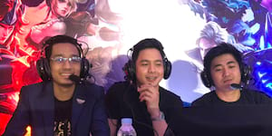 Alden Richards graces the first Mobile Legends: Bang Bang LIGA in PH
