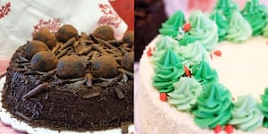 All the Holiday Cakes from Max's Corner Bakery to Add to Your Christmas Spread