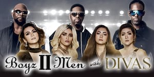 Boyz II Men Excited to Perform with Divas and Visit Davao For The First Time!