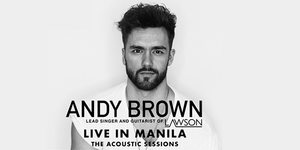 Andy Brown Live in Manila, The Acoustic Sessions