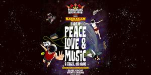 Rakrakan Festival 2019: Peace, Love & Music