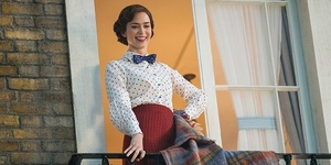 'Mary Poppins Returns,' Like Its Main Character, Has Returned When We Needed Her the Most