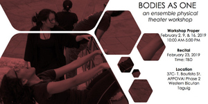 Bodies As One - An Ensemble Physical Theater Workshop