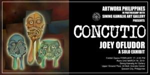 Concutio - Joey Ofludor: A Solo Exhibition